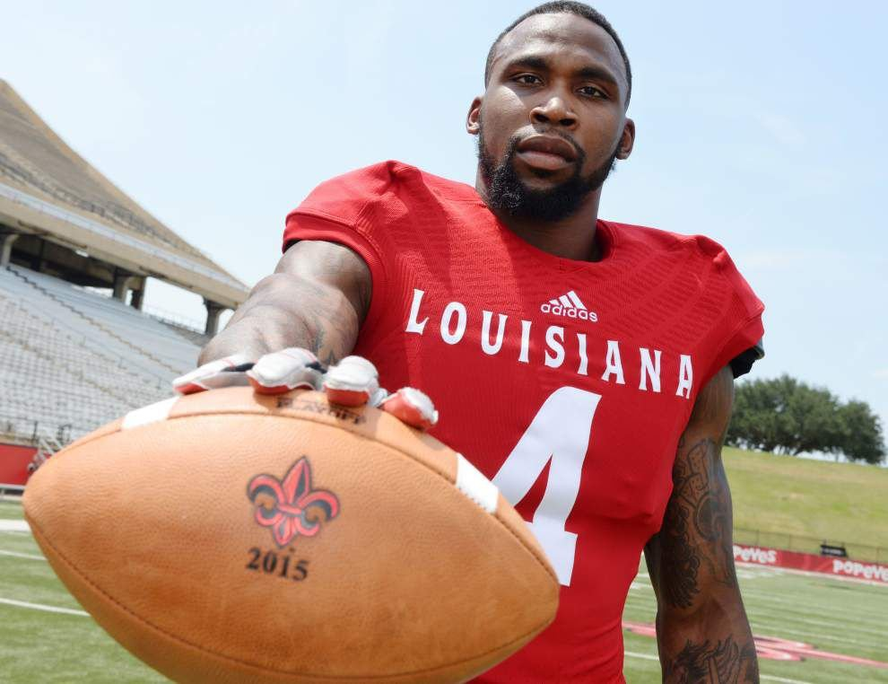 Get set for Cajuns and Demons: Luke Johnson goes Next Level with Jamal Robinson and has his Four Downs _lowres