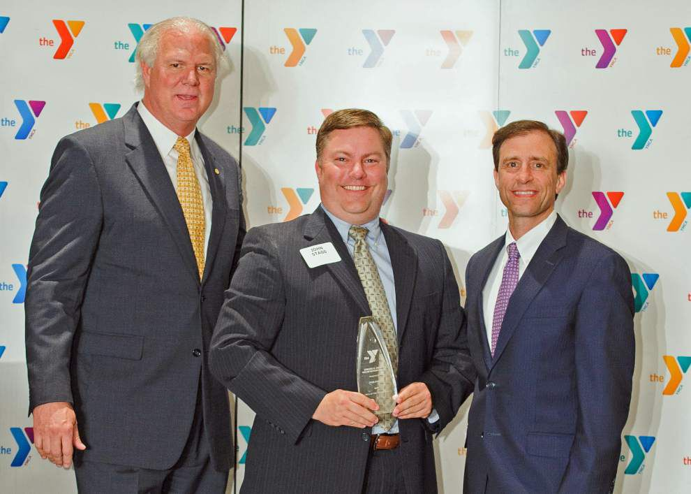 Zachary resident named Y Volunteer of the Year _lowres