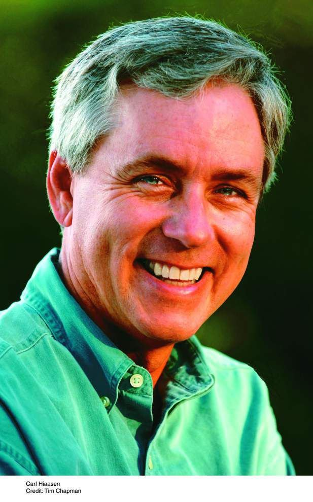 'No Surrender' for author Hiaasen, or for hero Skink _lowres