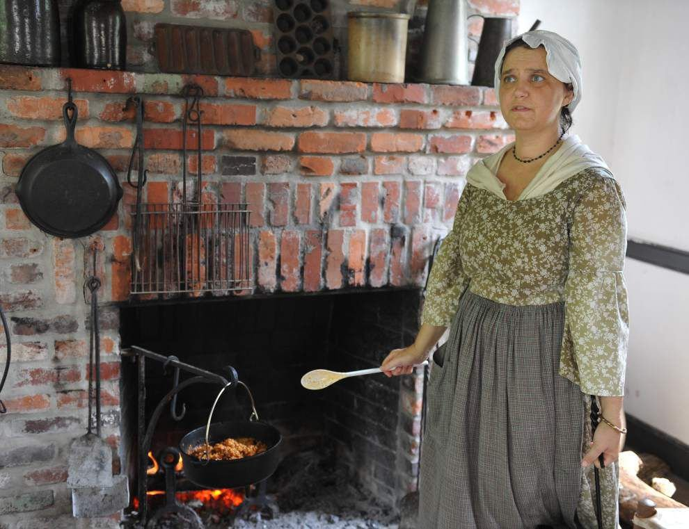 Gallery: Creole Culture Day at Vermillionville shines with authenticity _lowres