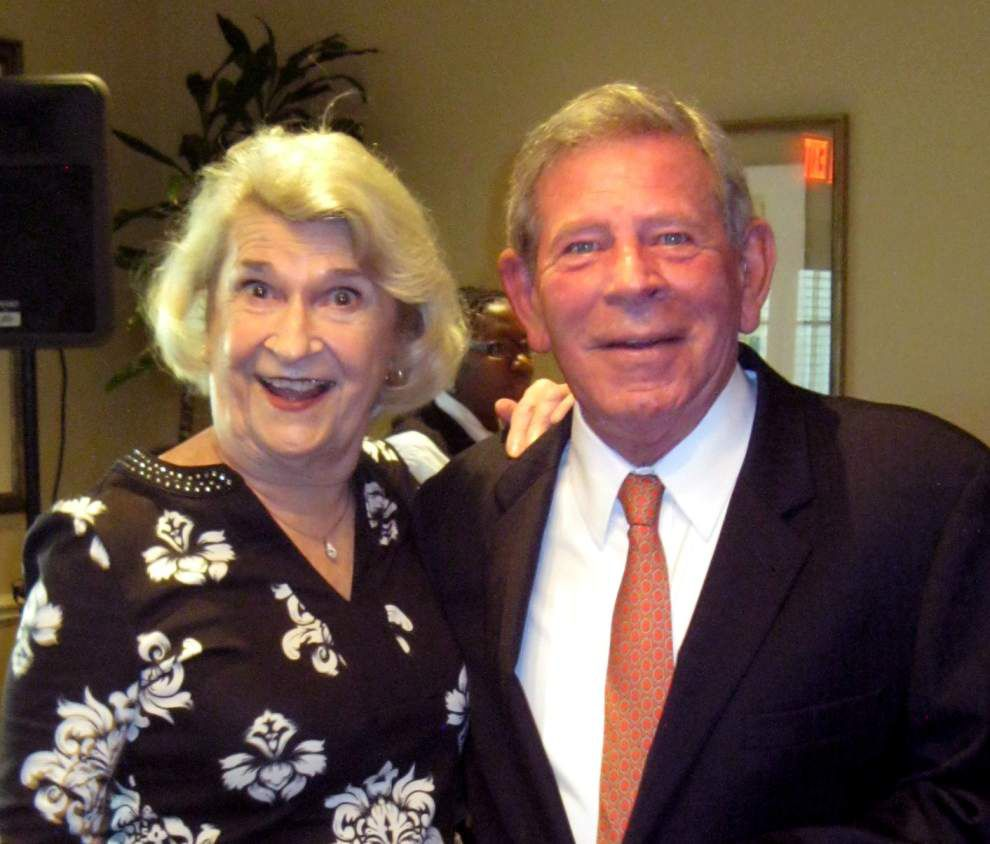 Metairie Rotary names Citizen and Rotarian of the Year _lowres