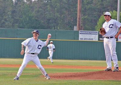 Lane Moore, Covington baseball team have special bond _lowres