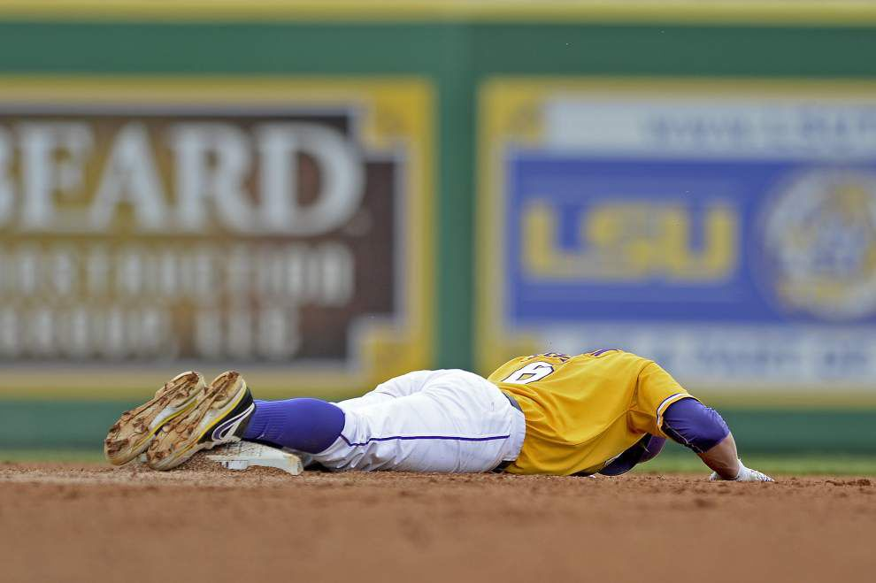 Rabalais: Not the finale LSU wanted vs. Texas A&M, but as one expert says, Tigers and Aggies likely headed to Omaha _lowres