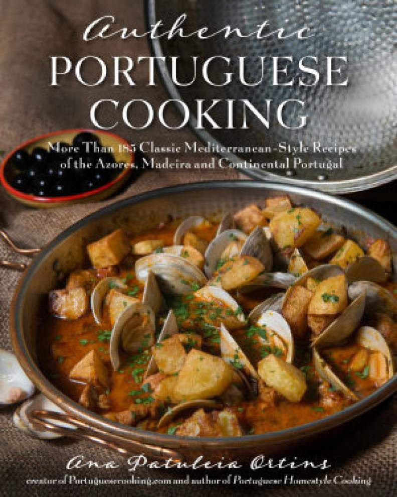 Cheramie Sonnier: Author shares 'fundamental,' 'traditional' Portuguese meals _lowres