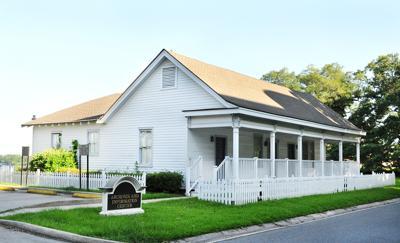 Southern University.Archive House 3..11 9.2020.JPG