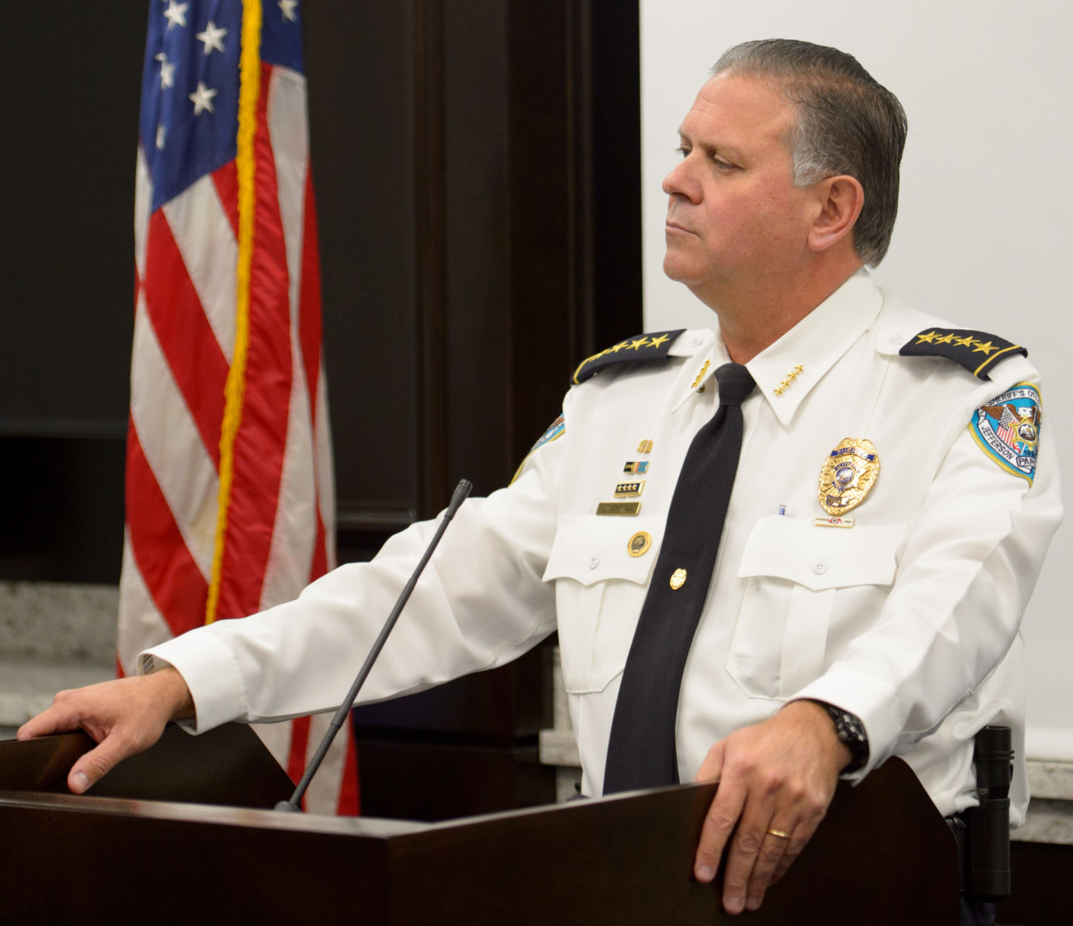 Newell Normand stepping down as Jefferson Parish sheriff