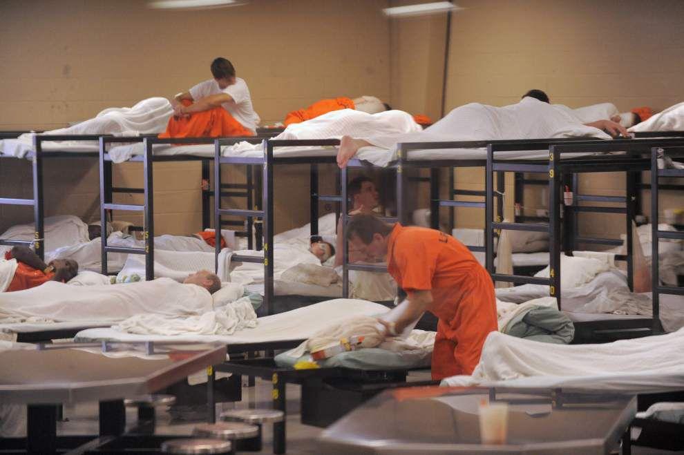 Livingston Parish jail