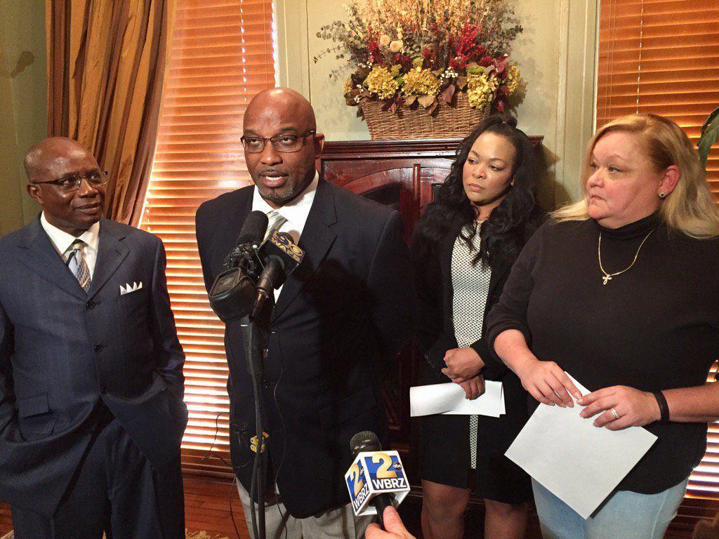 Troy Brown resigns