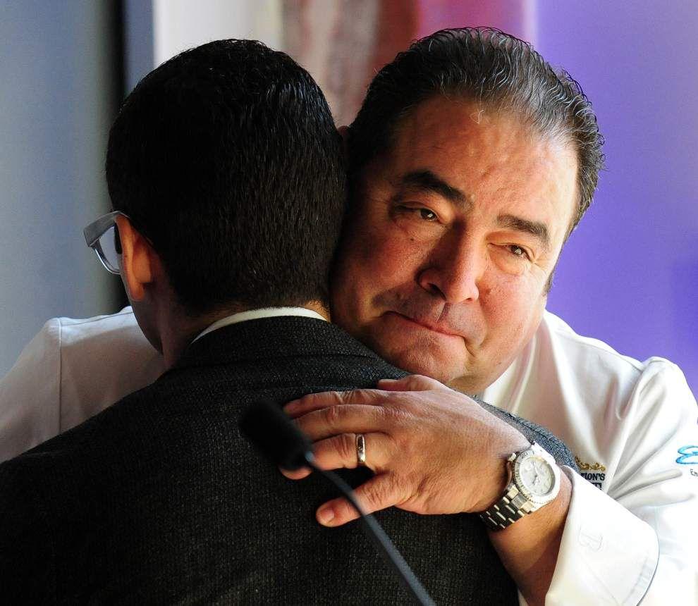 Lagasse, Solomon family donate $2 million to NOCCA _lowres