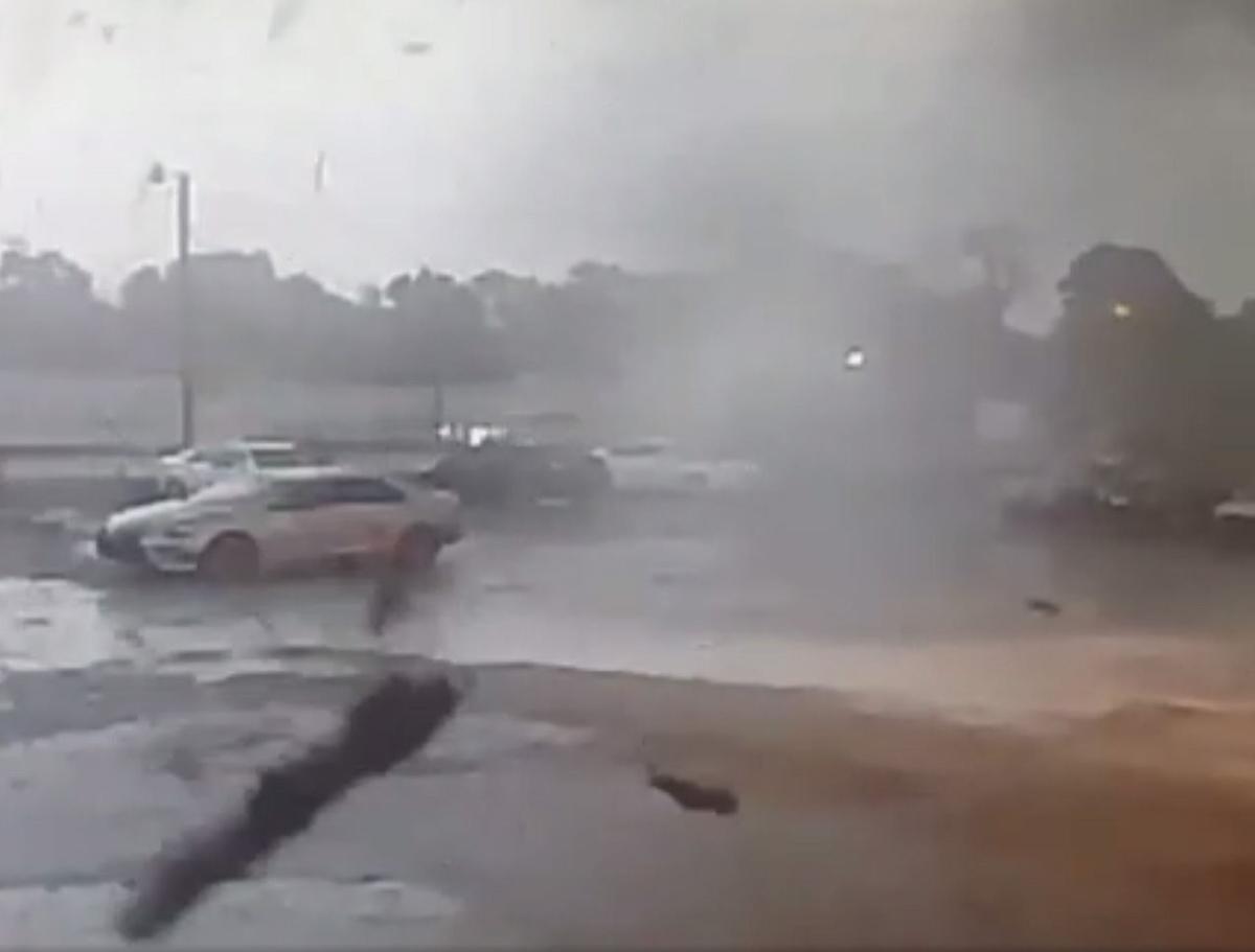 Lafayette Tornado