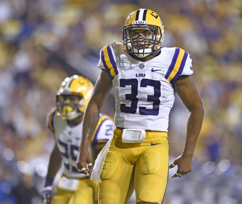 LSU safety Jamal Adams tweets: 'LSU fans show no loyalty' after basketball loss to Tennessee _lowres