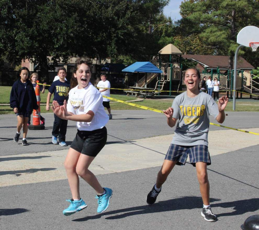 Sacred Heart kids run, walk for good cause _lowres