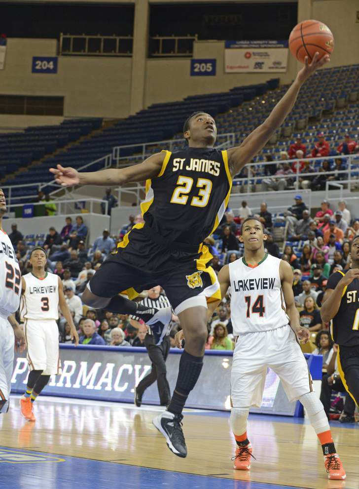 Lakeview topples St. James, to meet Riverside for 2A title _lowres