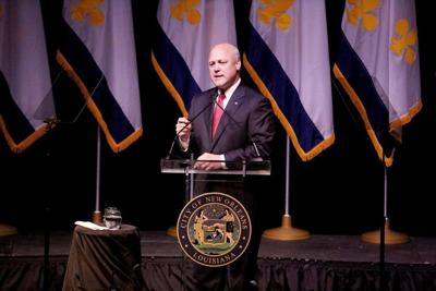 New Orleans Mayor Mitch Landrieu gets rid of 40-year-old zoning ordinance, signs new zoning law for long-term development _lowres