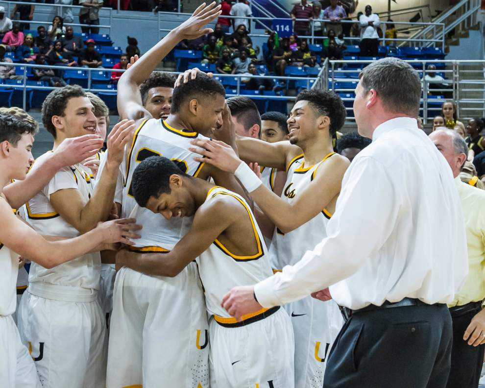 Photos: Our best shots from LHSAA boys basketball state tournament Wednesday _lowres