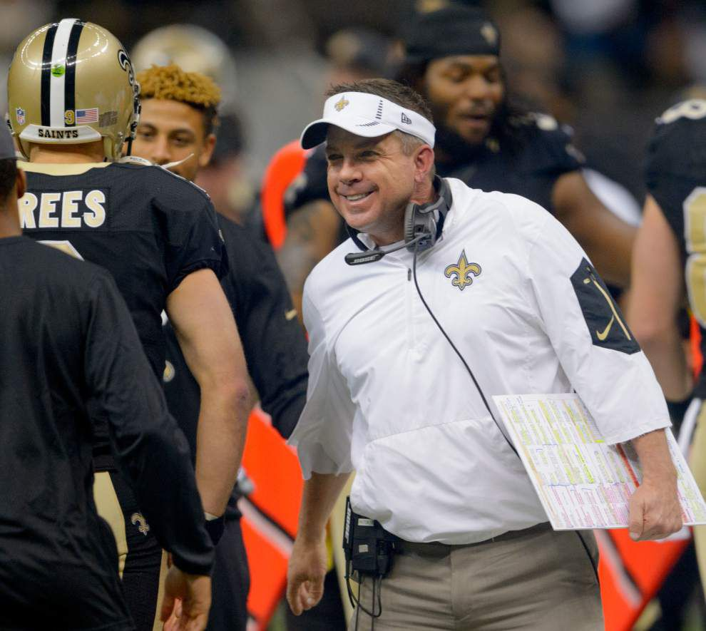 Nick Underhill: As the Saints conclude their challenging 2015 season, it's time for change — and a long walk toward an uncertain future _lowres