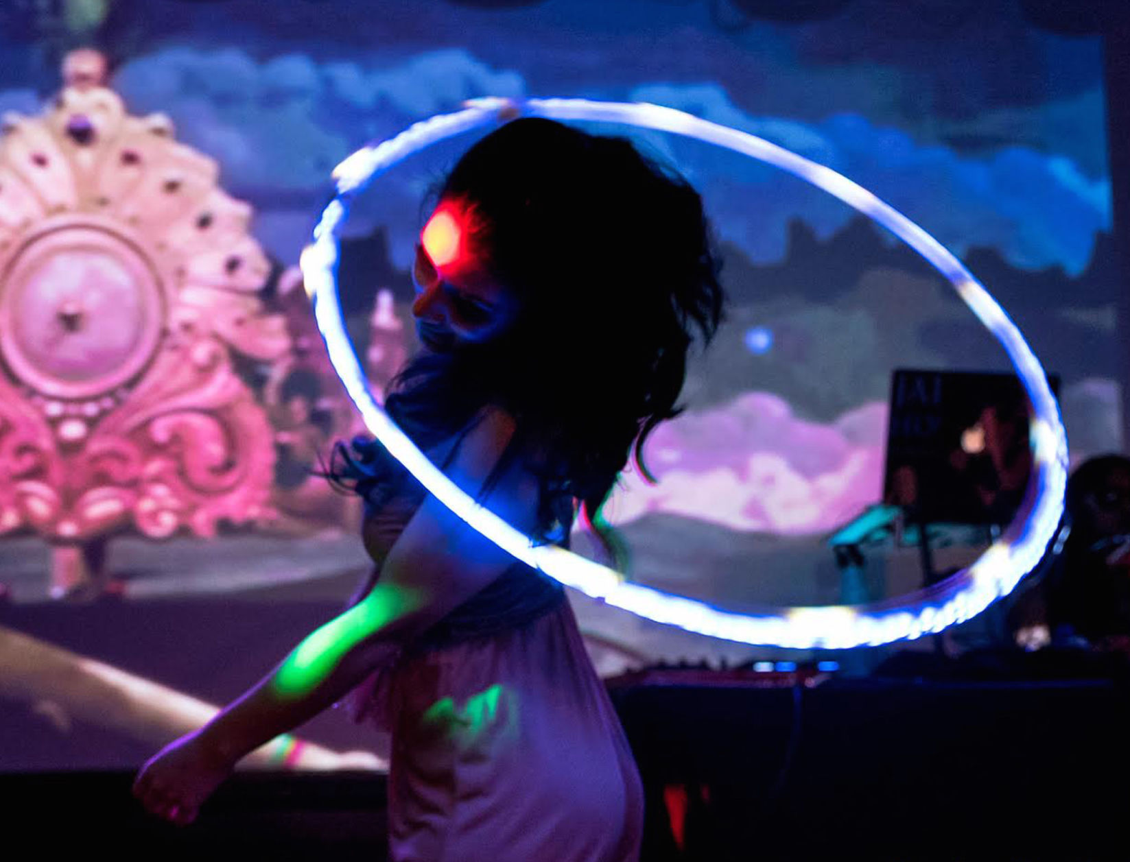 Dance party brings the bright lights of Mumbai to New Orleans ...