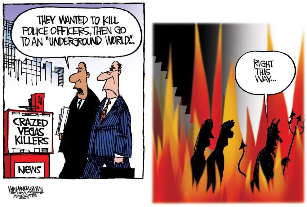 Walt Handelsman for June 10, 2014 _lowres