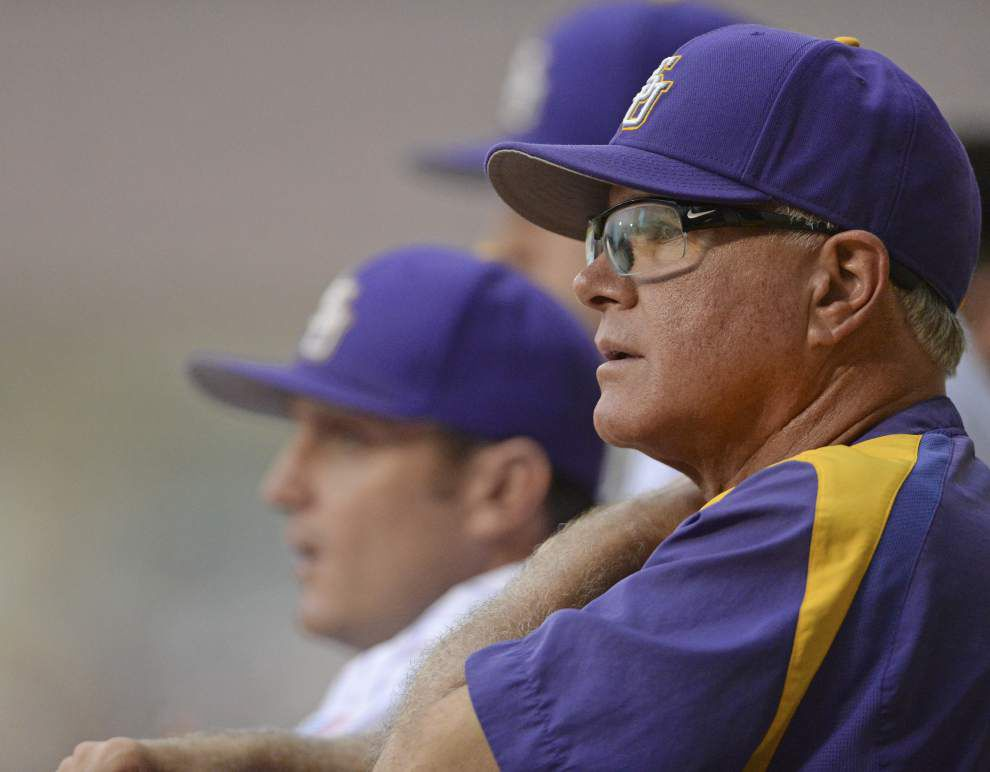 Scott Rabalais: Given this youthful LSU baseball team, this may be coach Paul Mainieri's best work yet _lowres