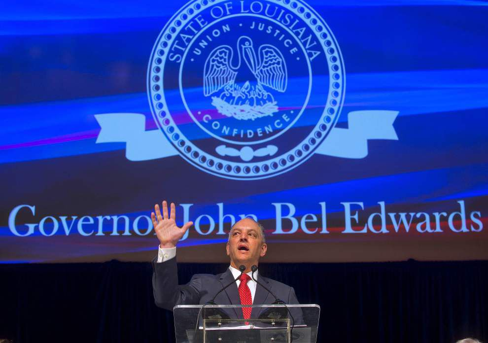 Mark Ballard: Closed-door meeting hints at Gov. John Bel Edwards' capital outlay plans _lowres
