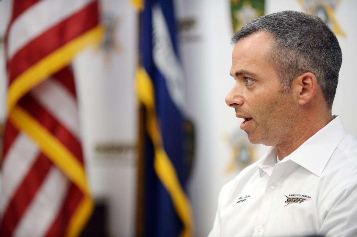 Lafayette Sheriff's sales tax bid would bolster budgets, but