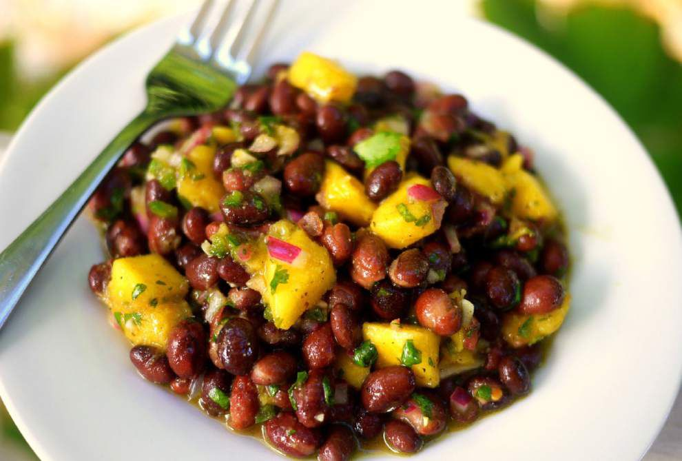 Mango and Black Bean Salad _lowres