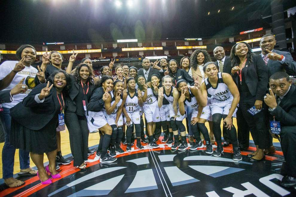 Alabama State edges Southern women for SWAC title and NCAA berth; Jaguars will play in WNIT _lowres
