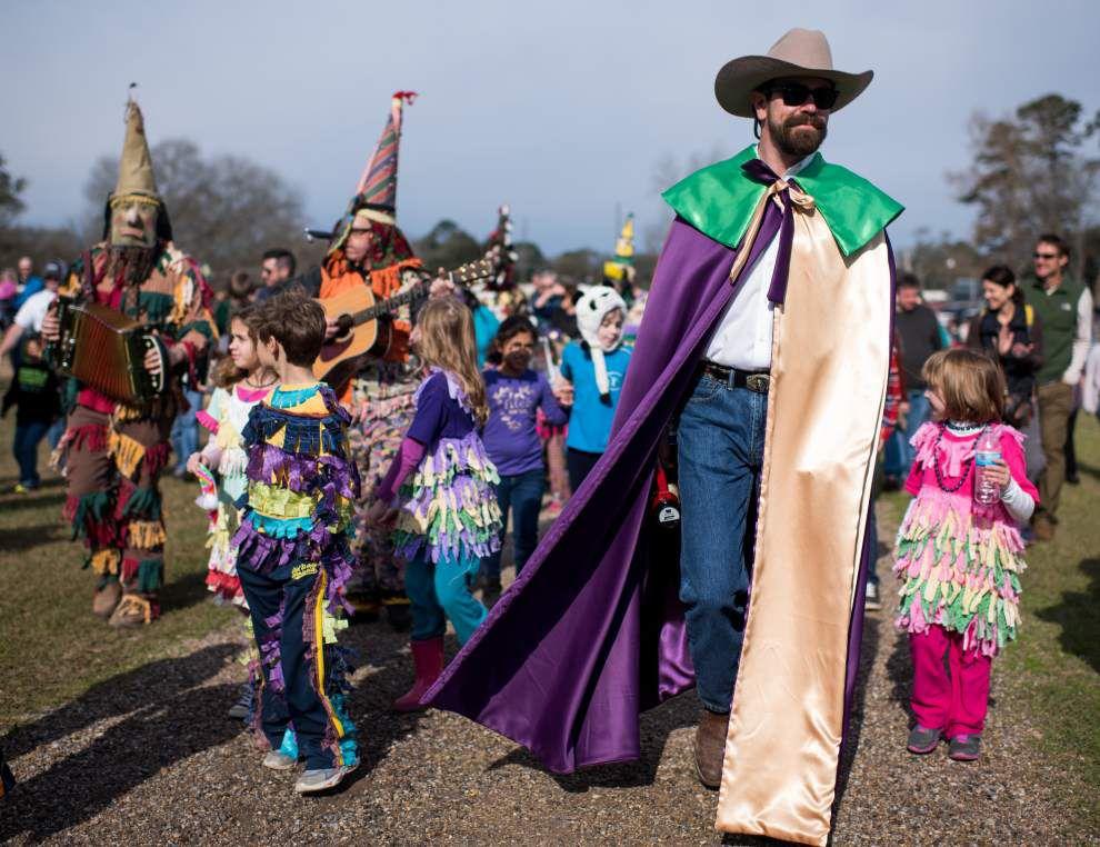 Photos: Horse Farm Courir de Mardi Gras _lowres
