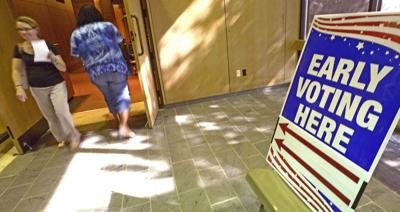 Louisiana elections chief: Turnout for Oct. 24 election could dip below 50 percent _lowres