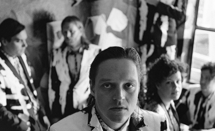 Arcade Fire and Pres Hall establish Krewe du Kanaval_lowres