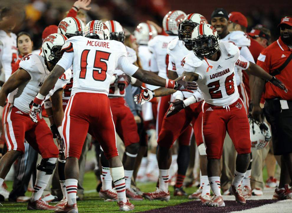 Ragin' Cajuns 44, New Mexico State 16: Three and out _lowres