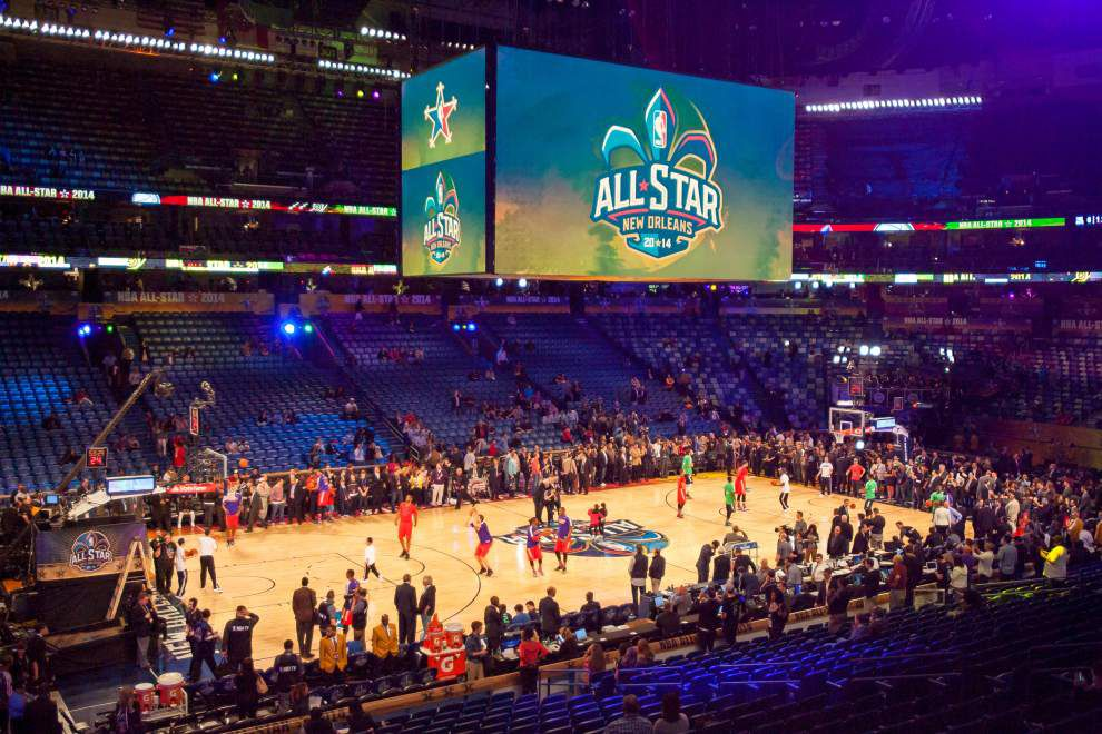 Live chat: NBA All-Star Game in New Orleans _lowres
