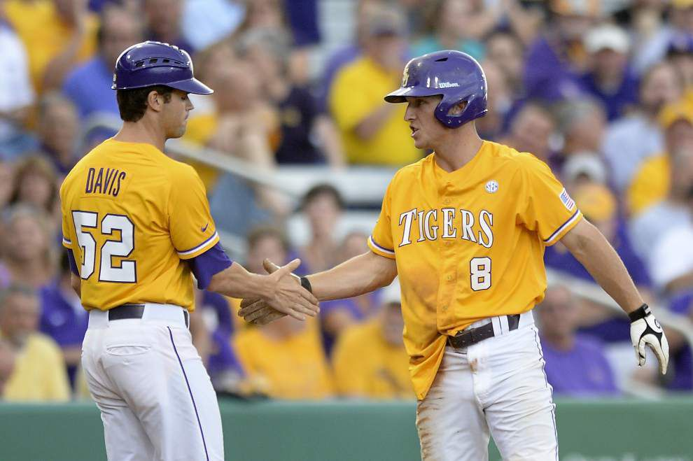 Pregame: What to watch as LSU baseball takes on Lamar at Vincent-Beck Stadium; 6 p.m. Wednesday _lowres