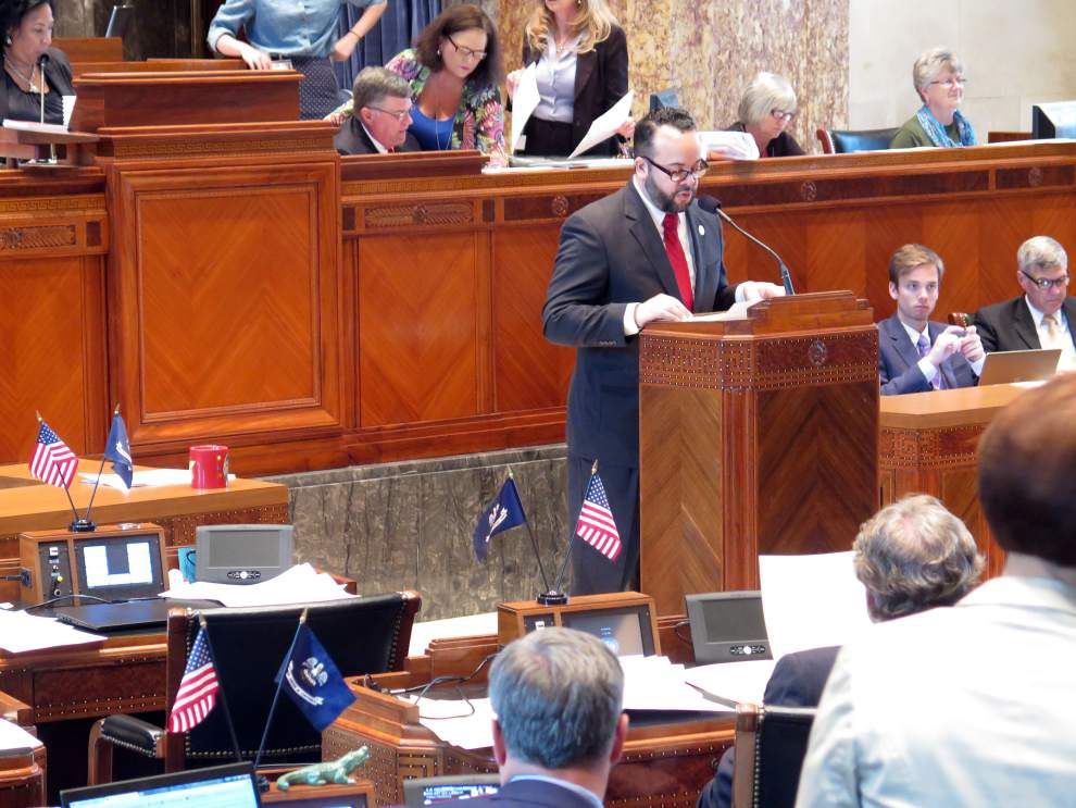 Equal Pay measure clears Louisiana Senate, faces uncertain fate in House _lowres