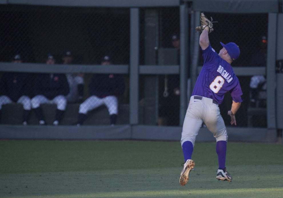 After two flights, three states, LSU's Alex Bregman plays on _lowres