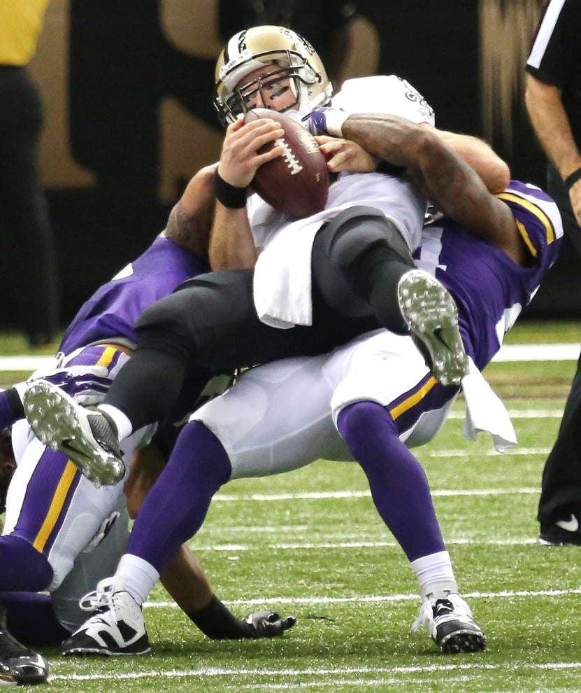 Photos: Saints beat Vikings 20-9 _lowres