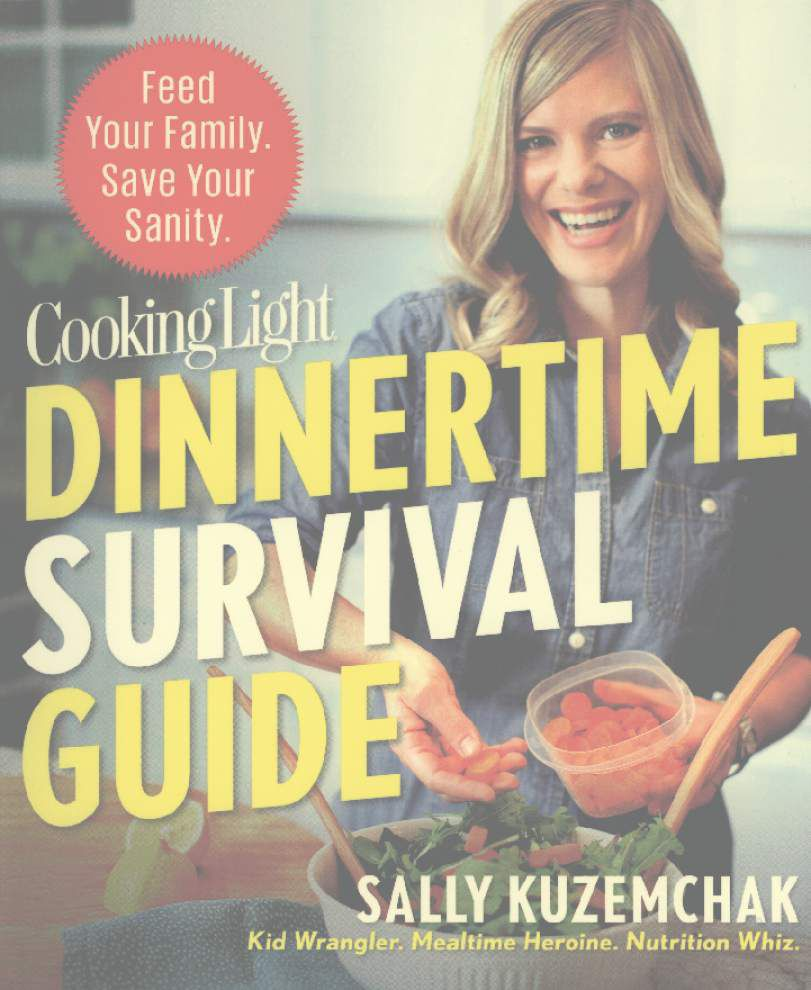 Side Dish: Survival Guide has useful tips, easy recipes _lowres
