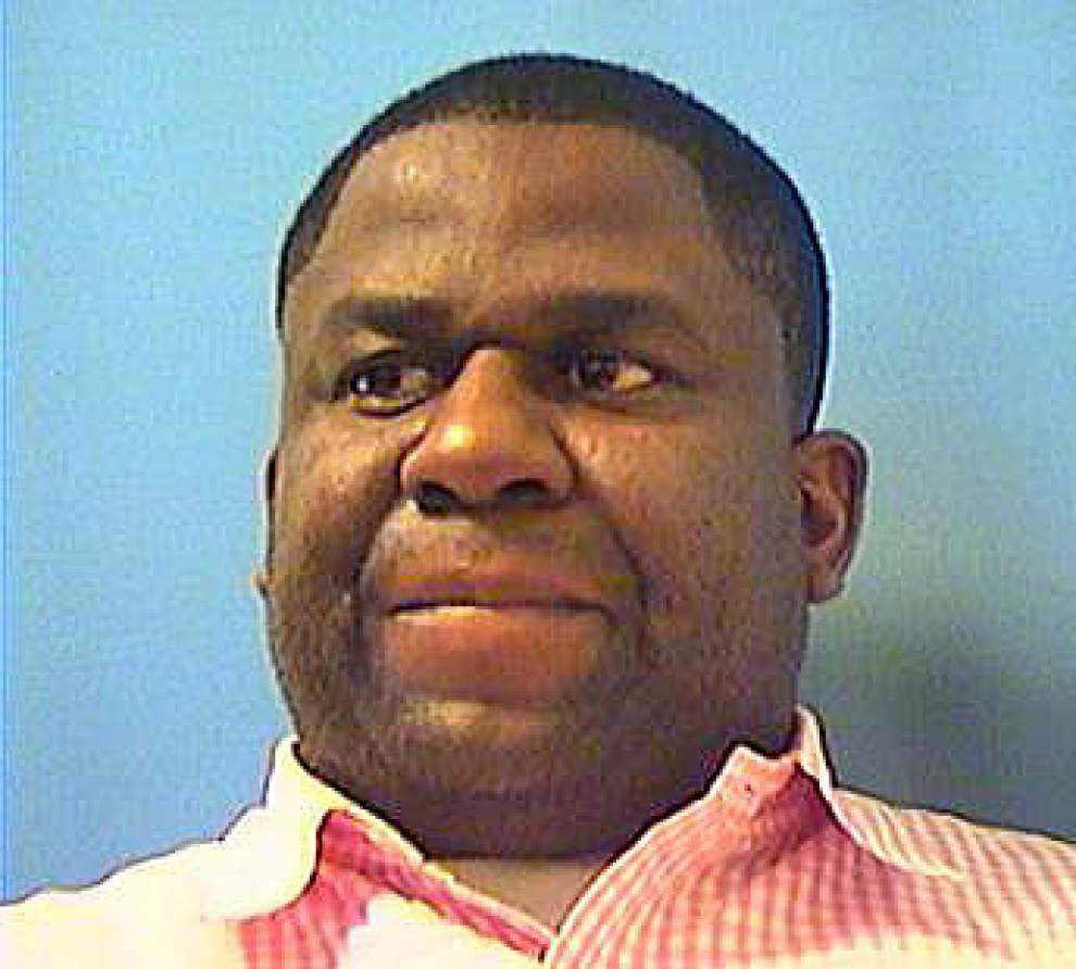 St. Mary Parish teacher booked in school fight _lowres
