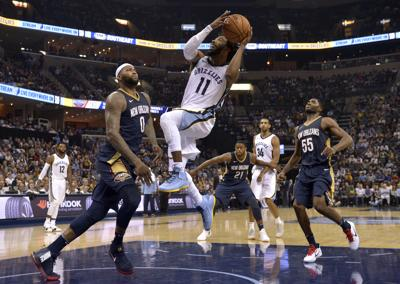 f55eb91fc Pelicans  DeMarcus Cousins says technical foul came after fan shouted  obscenities at him. BY ROD WALKER ...