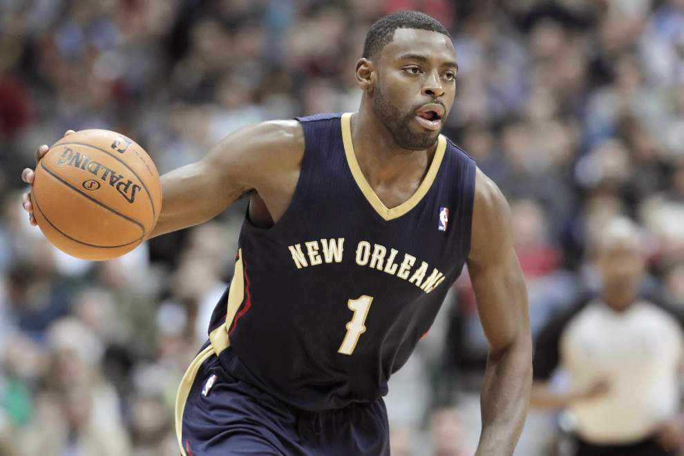 Evans, Gordon miss Pelicans game against Grizzlies because of illness _lowres