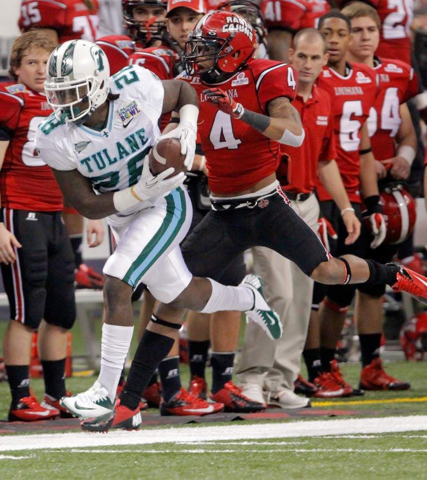 Lewis: Tulane's Rob Kelley glad to be back in the game _lowres