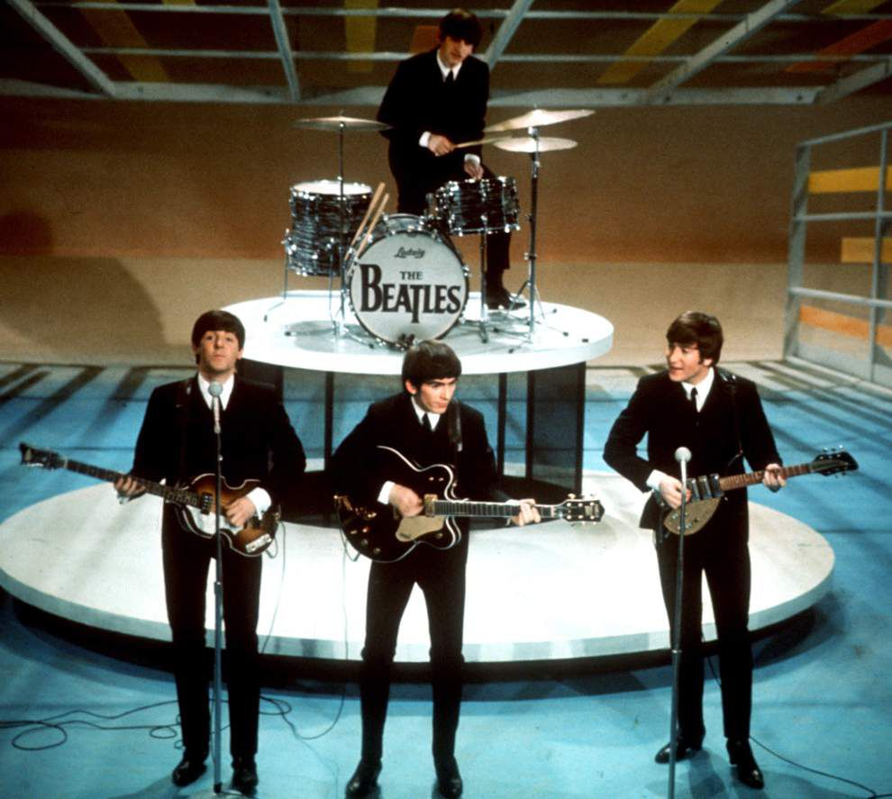 Fans can now stream the Beatles' music _lowres