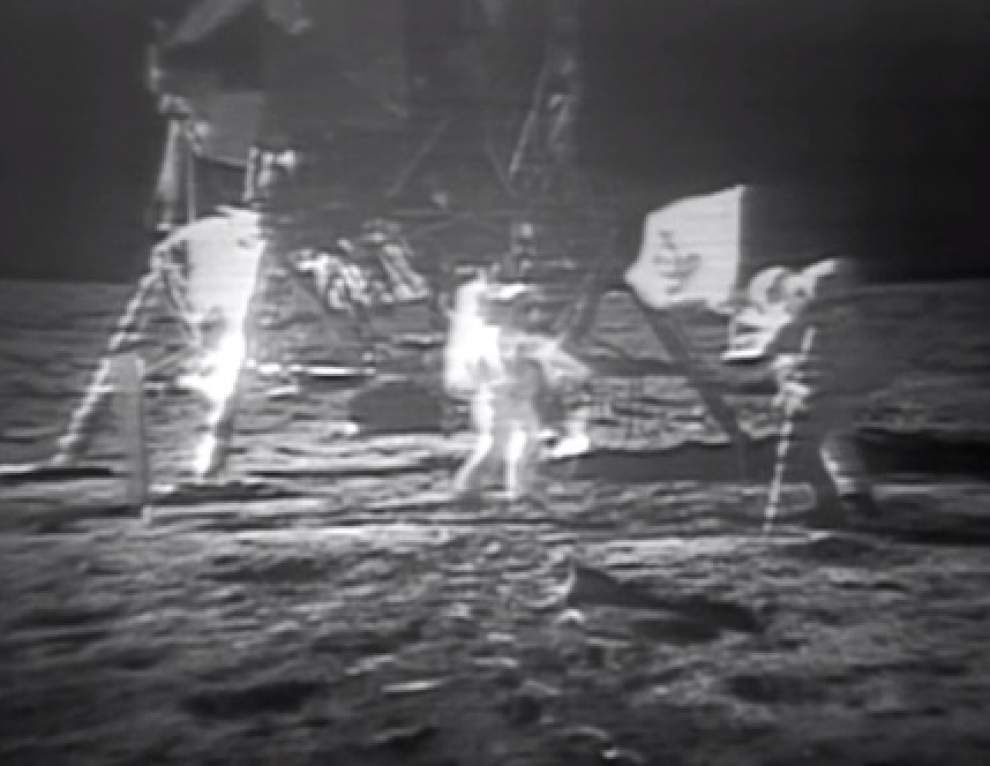 Buzz Aldrin on walking on the moon _lowres