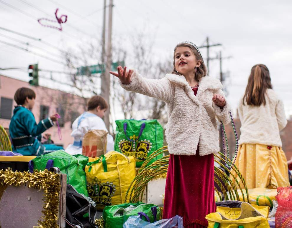 Photos: Kids take center stage in Lafayette's Children's Parade Saturday _lowres