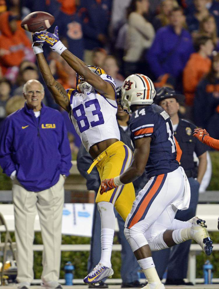 Auburn cruises to 41-7 win, hands LSU its worst loss since 1999 _lowres