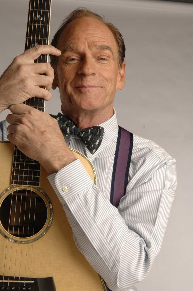 Livingston Taylor to perform at Manship Theatre _lowres