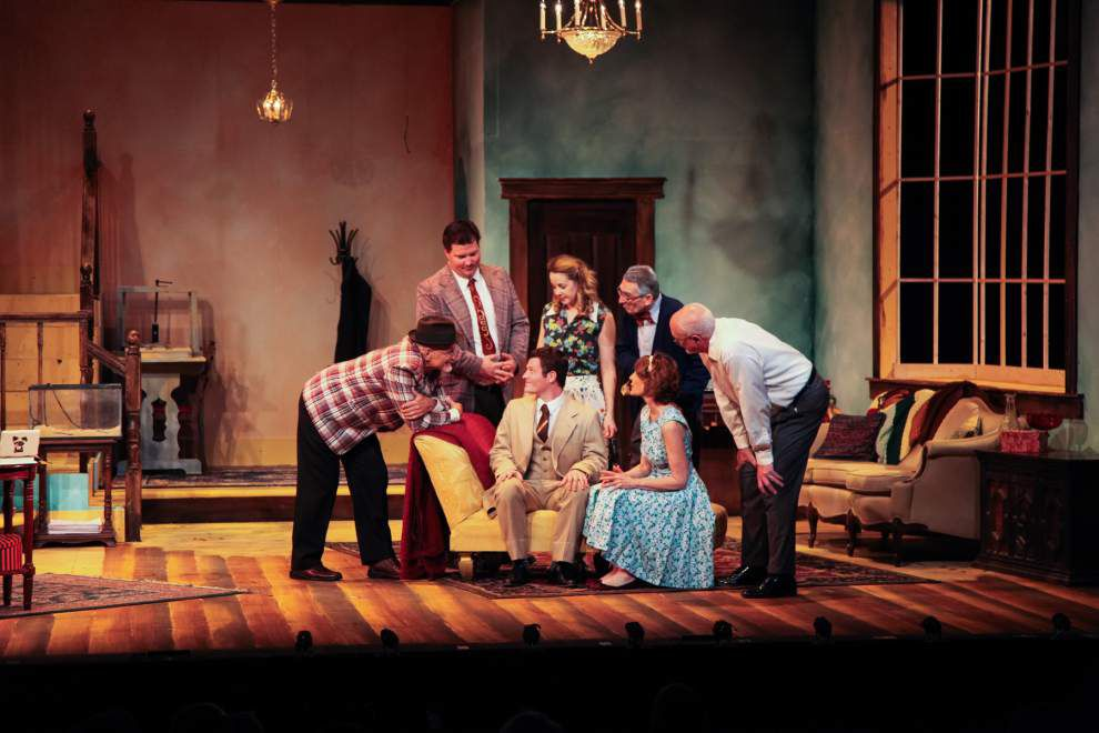 Theatre Baton Rouge makes most of 'You Can't Take It With You' _lowres