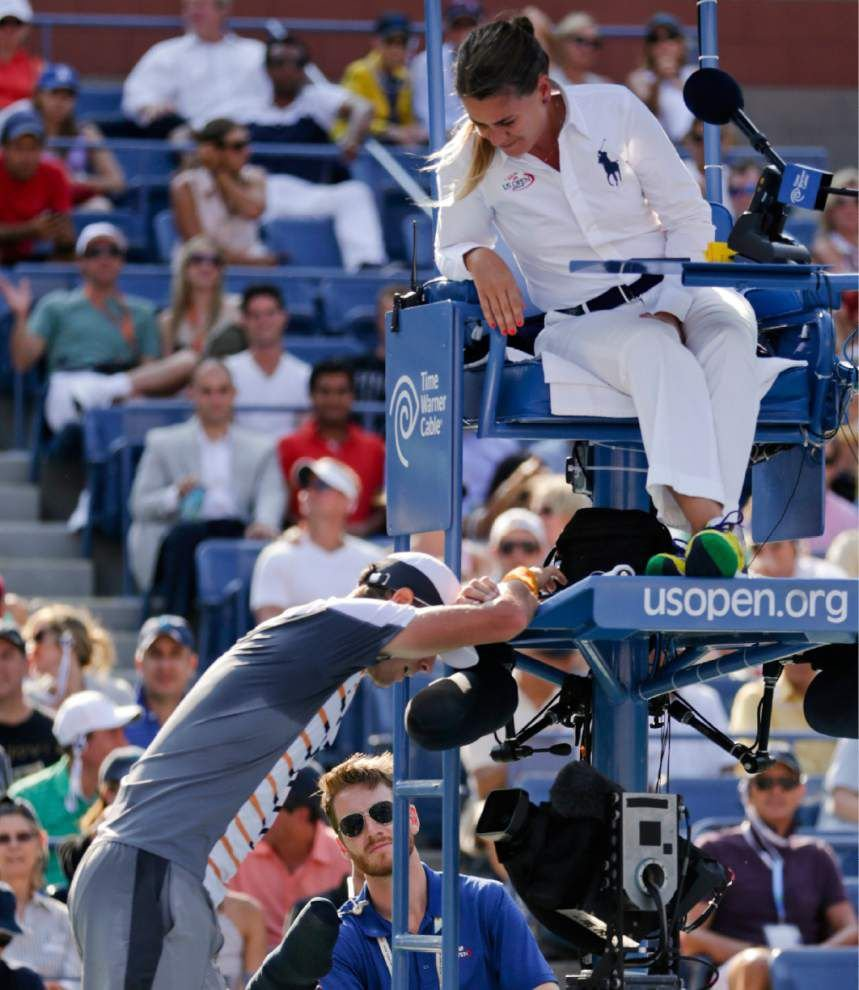 Marin Cilic upsets Tomas Berdych in U.S. Open quarterfinals _lowres