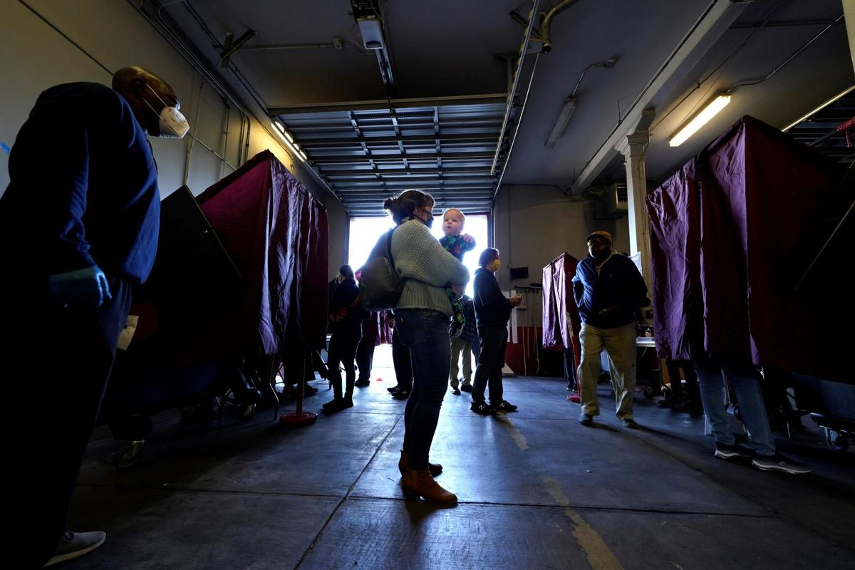 Election 2020 Louisiana Voting
