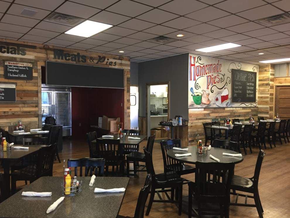 Now open in Baton Rouge: City Pork Kitchen & Pie; peek inside dining room _lowres